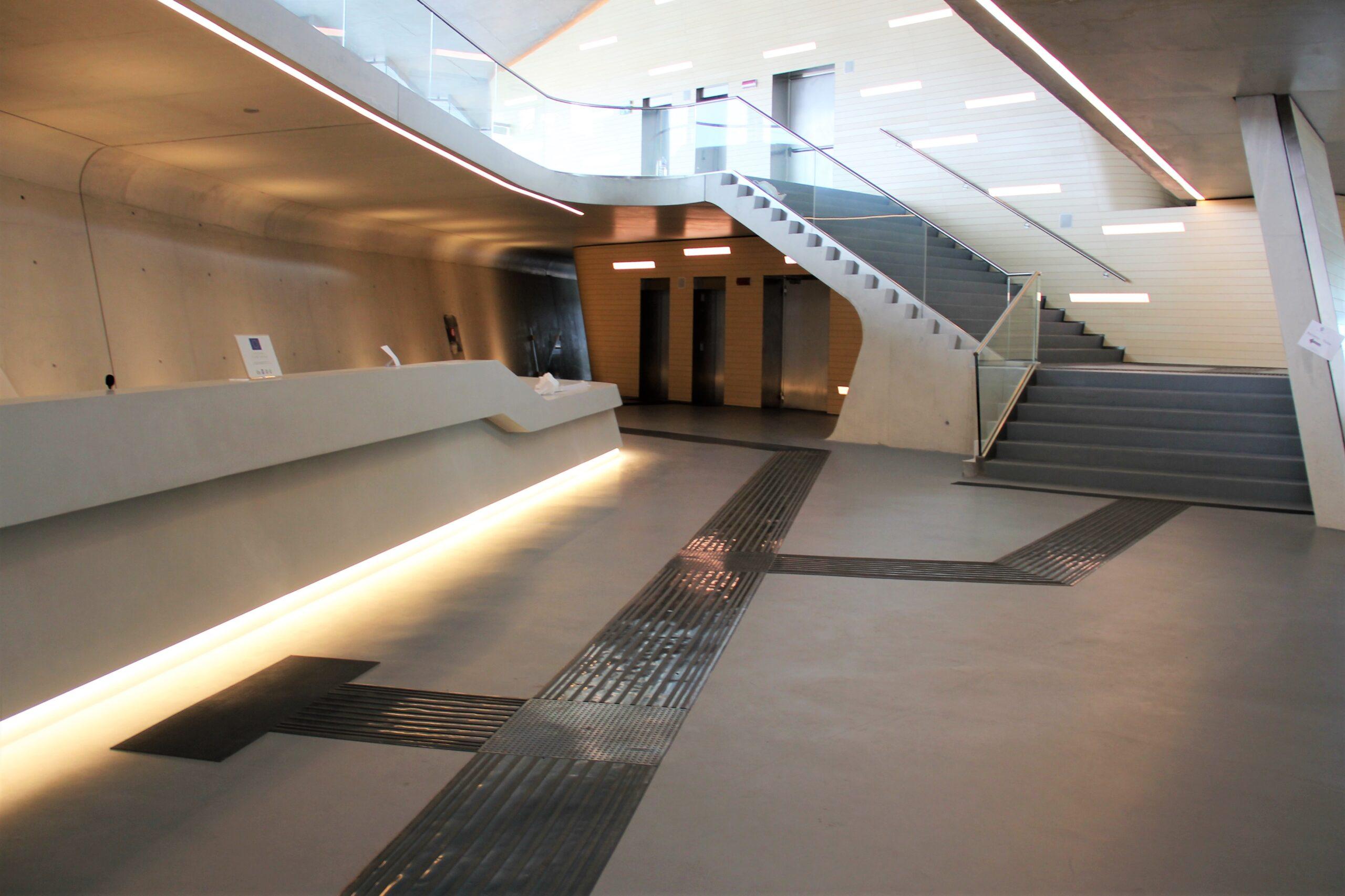 Stazione Marittima Zaha Hadid