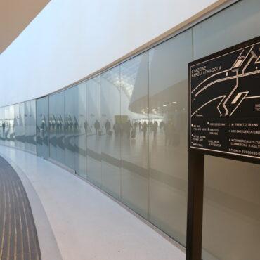 Stazione Afragola Zaha Hadid
