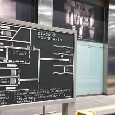 EAV Montesanto napoli